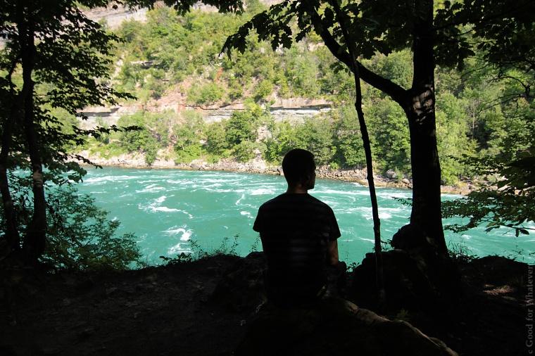 Niagara Glen 04 River View