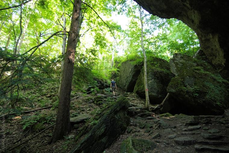 Niagara Glen 10 Ascent