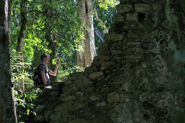 calakmul-exploring