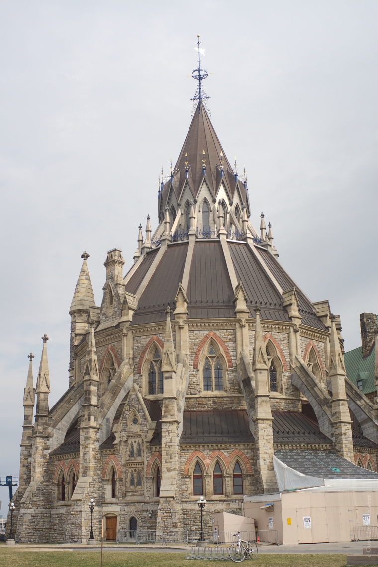 Ottawa Library of Parliament
