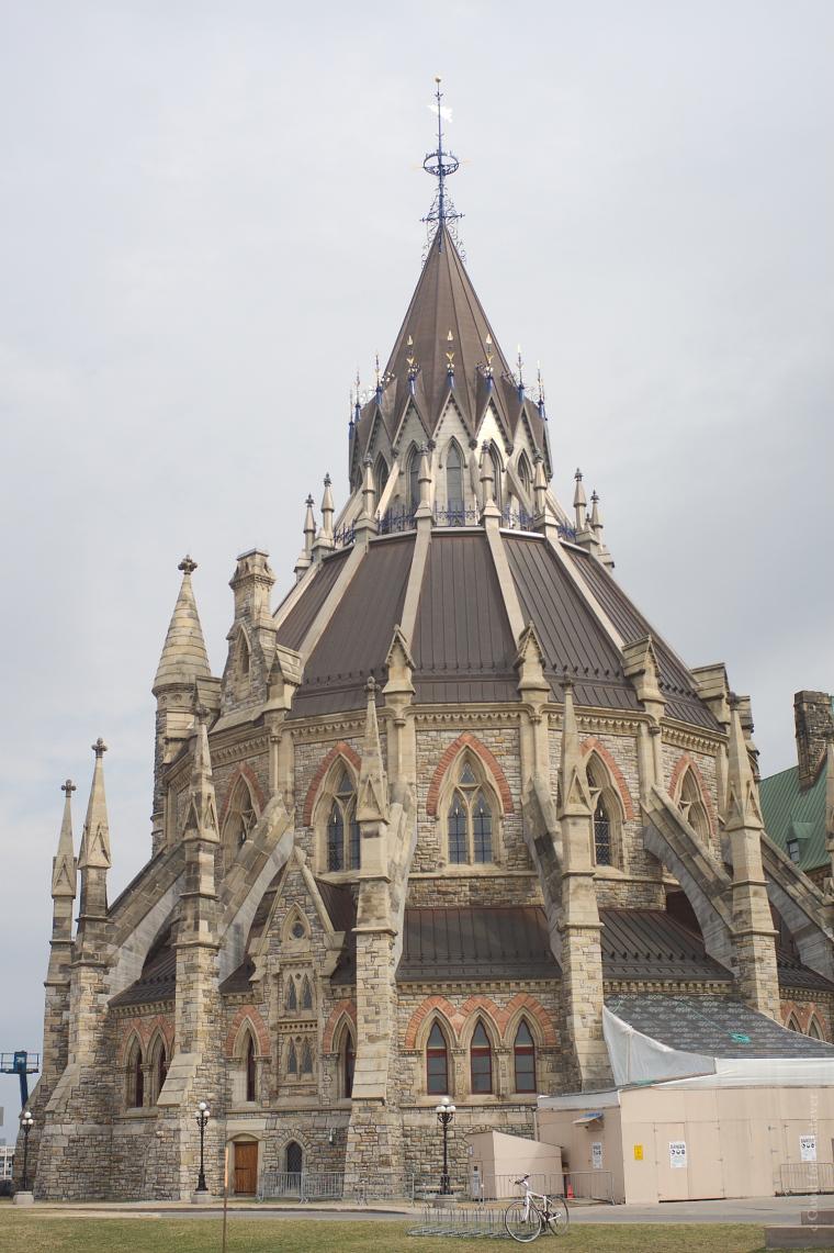 Ottawa Library of Parliament